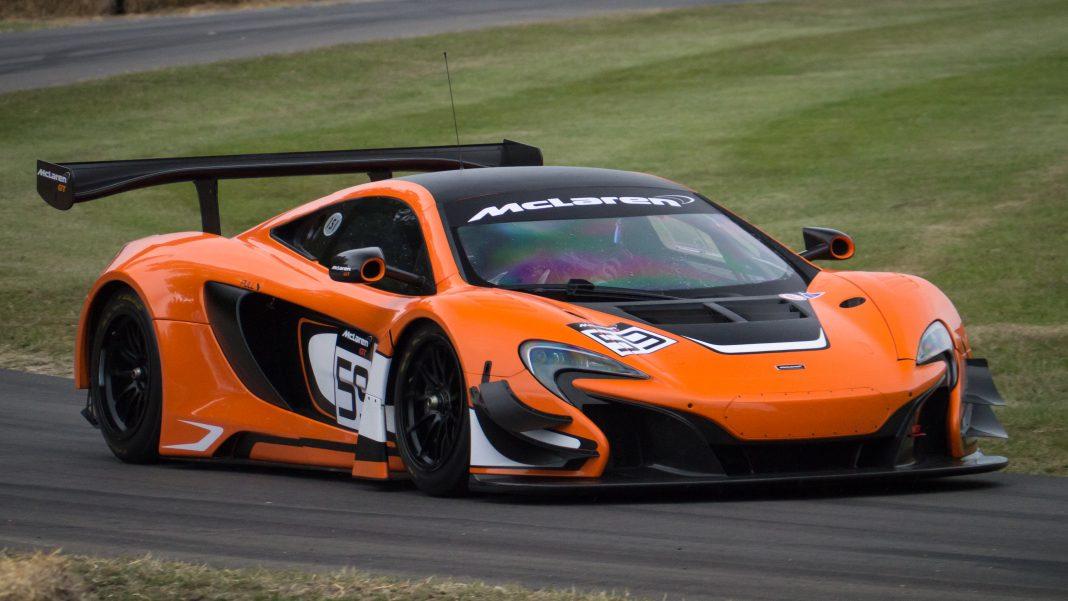 McLaren 650S GT3 Revealed to the Public