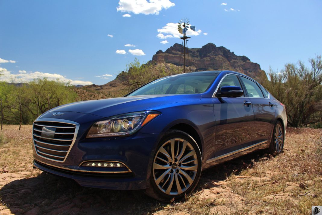 The 2015 Hyundai Genesis: A Change You've Been Waiting For