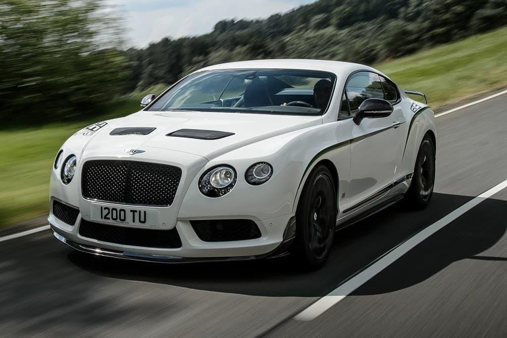 2015 Bentley Continental GT3-R Finally Debuts