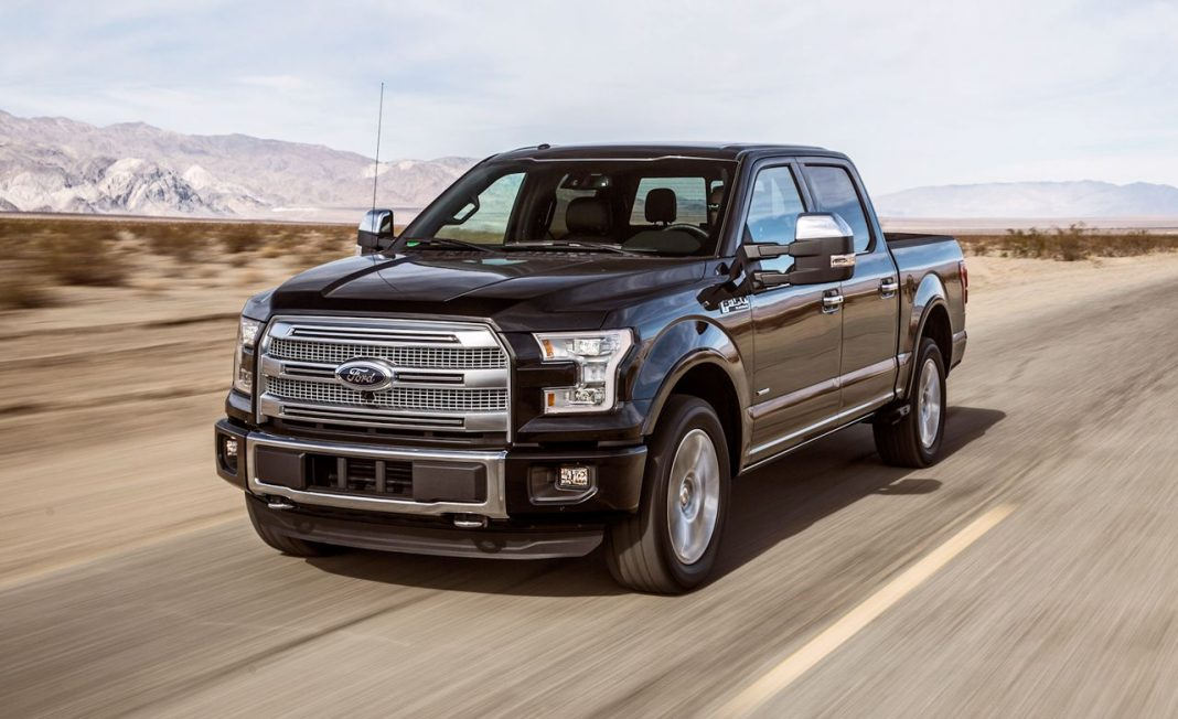 The Coming of 2015 Ford F-150