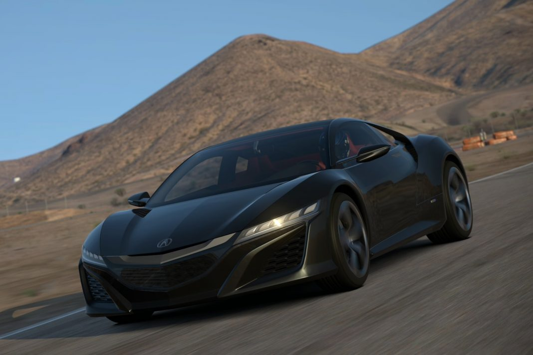 New Acura NSX by 2015
