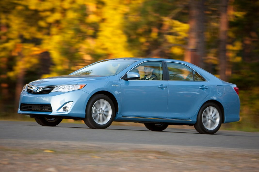 Toyota Sold The 10 Millionth Camry