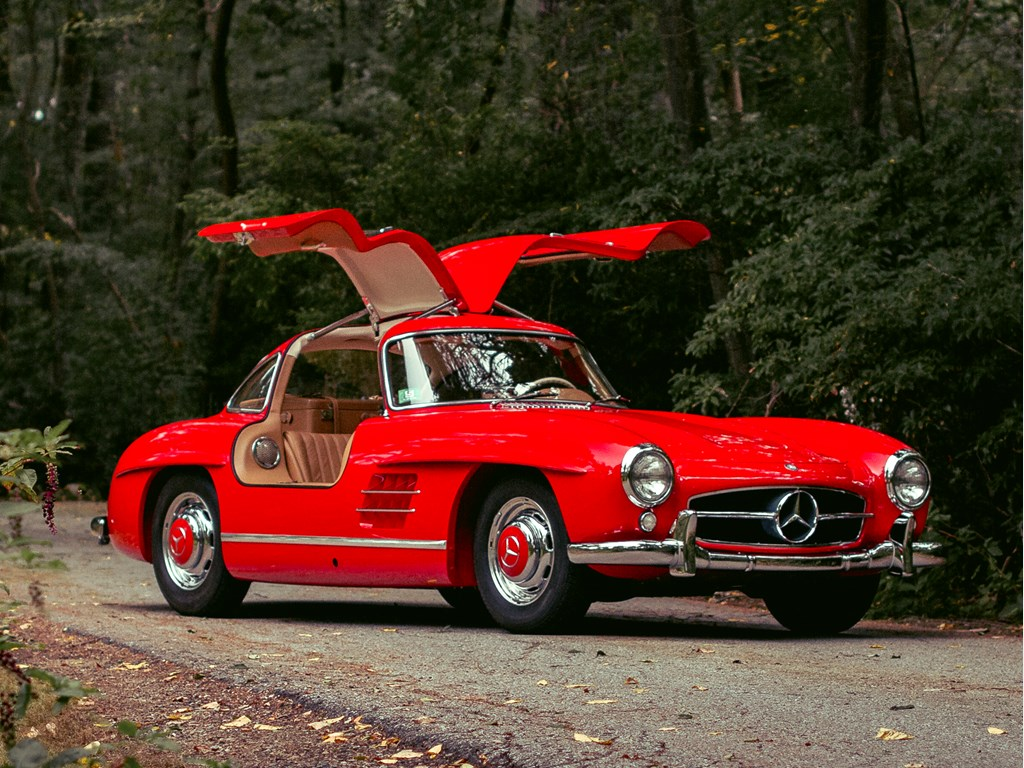 1950s Mercedes Benz SL300