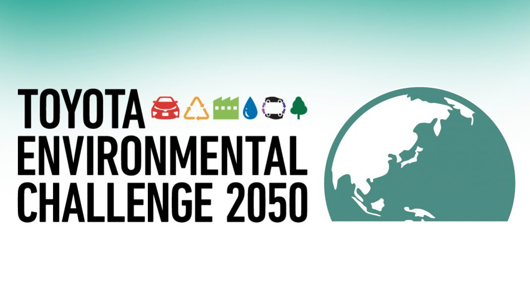 Toyota as The Best Environmentally Friendly Brand