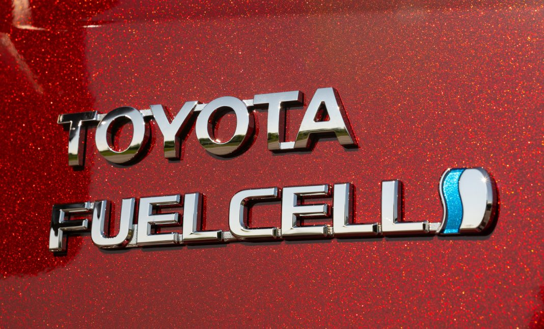 Toyota and Fuel Cell GT Technology