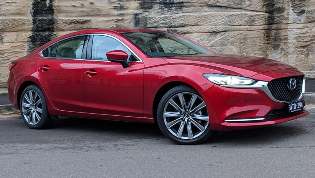 Mazda 6 GT: A Step Up In Quality?