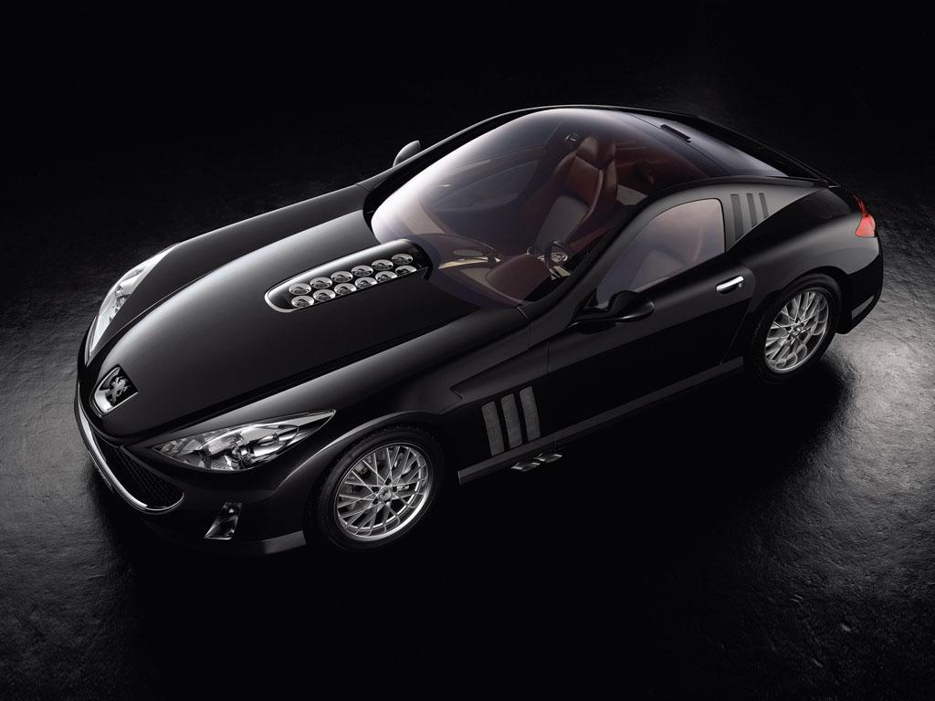Peugeot 907 GT