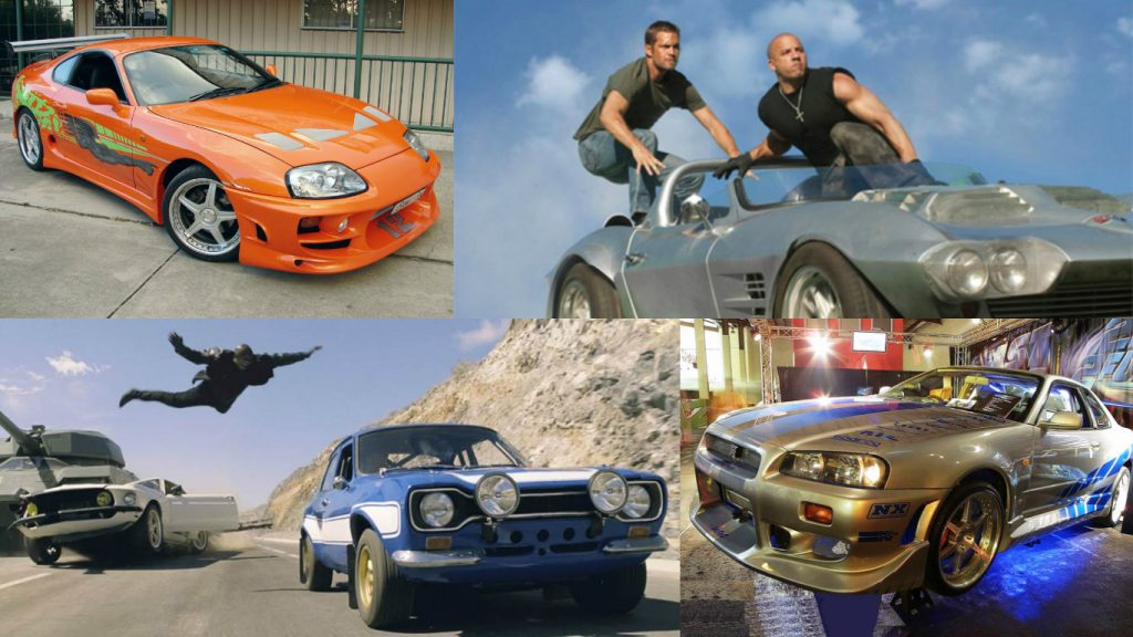 Top 5 Movies That Featured GT Cars
