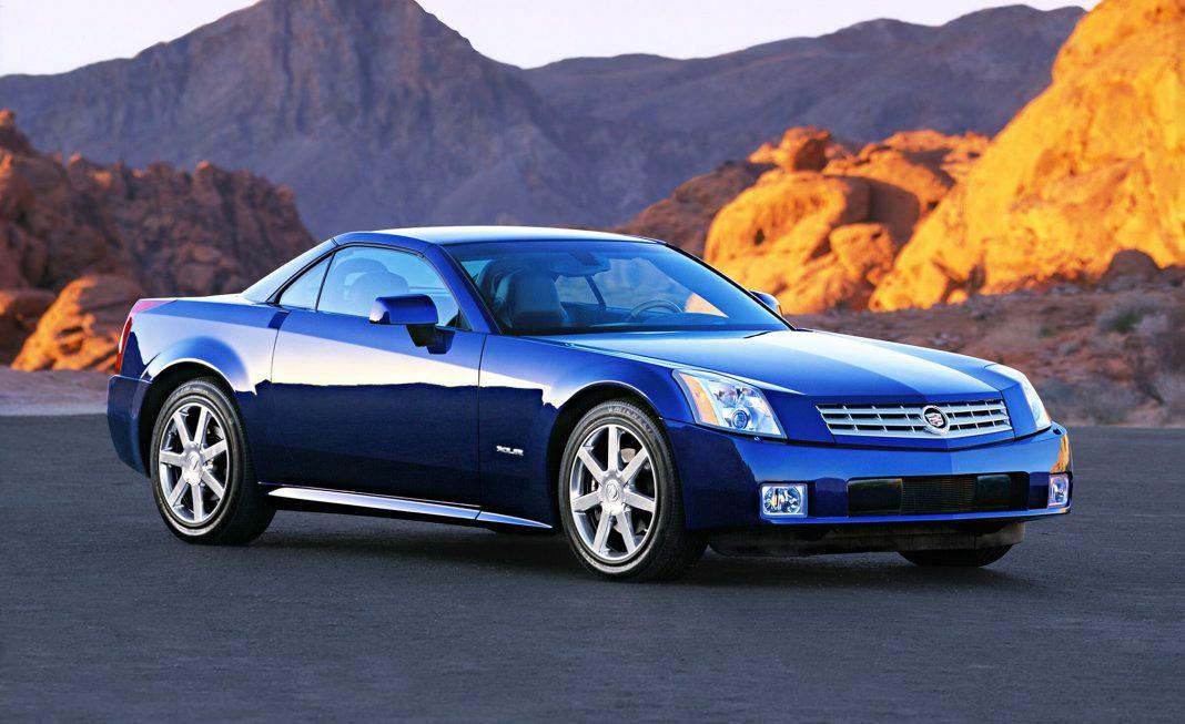 Cadillac XLR GT