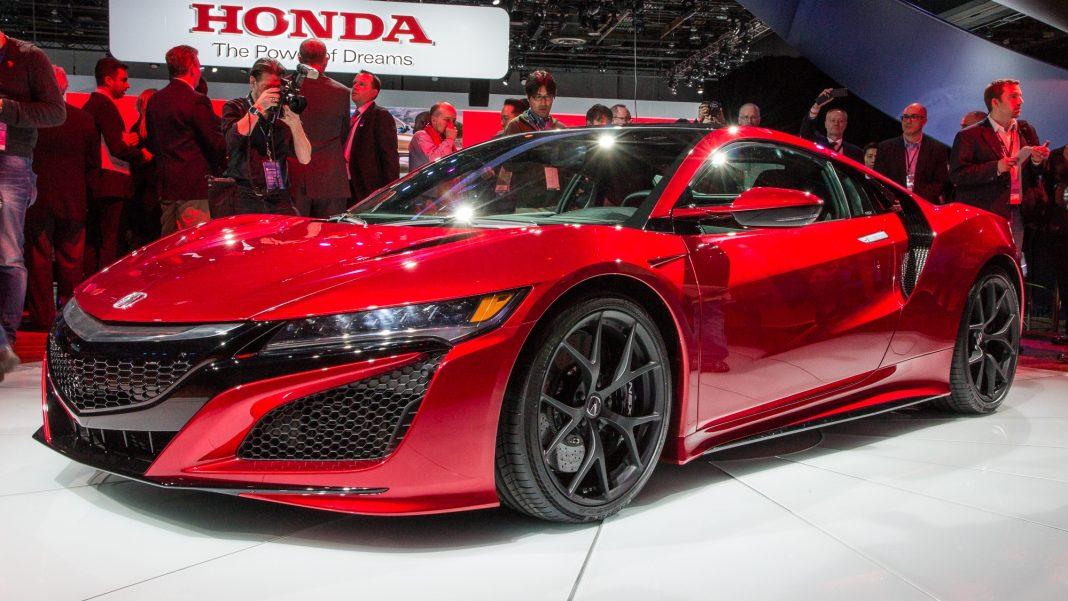 2015 Return Of Honda NSX