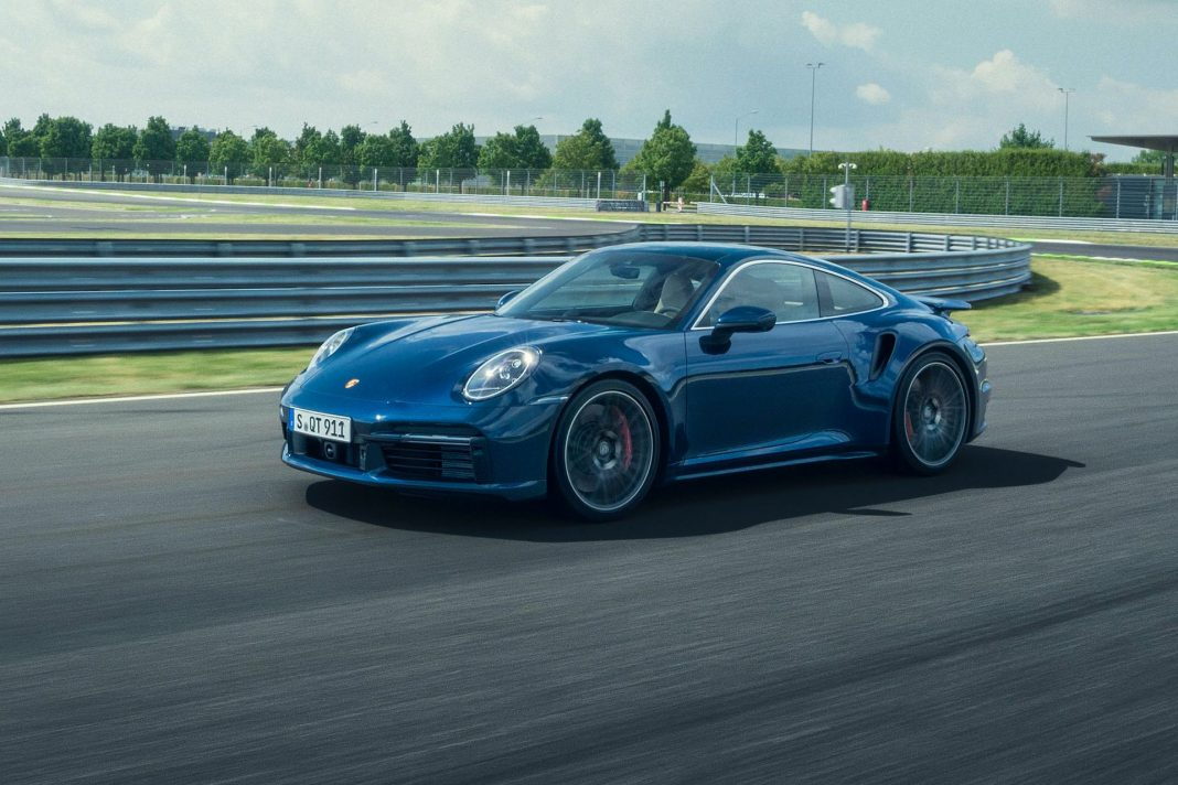 The Success of the Porsche 911