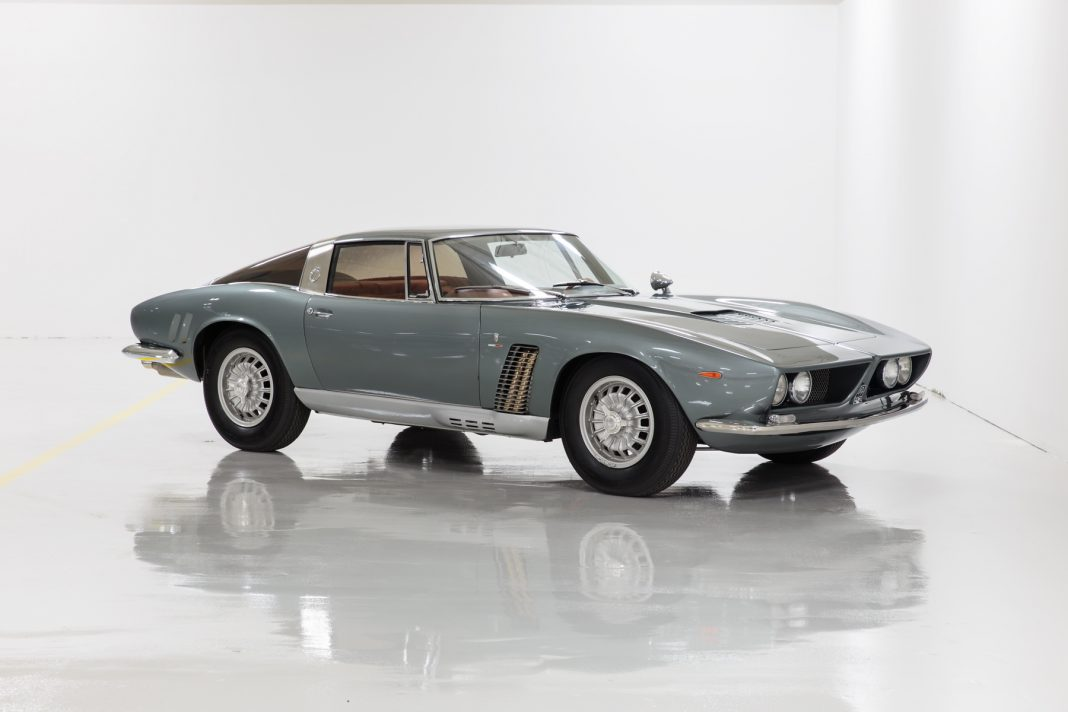History of the Iso Grifo