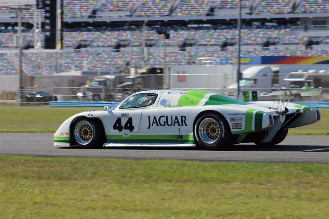 The Historic 24 Hours of Daytona