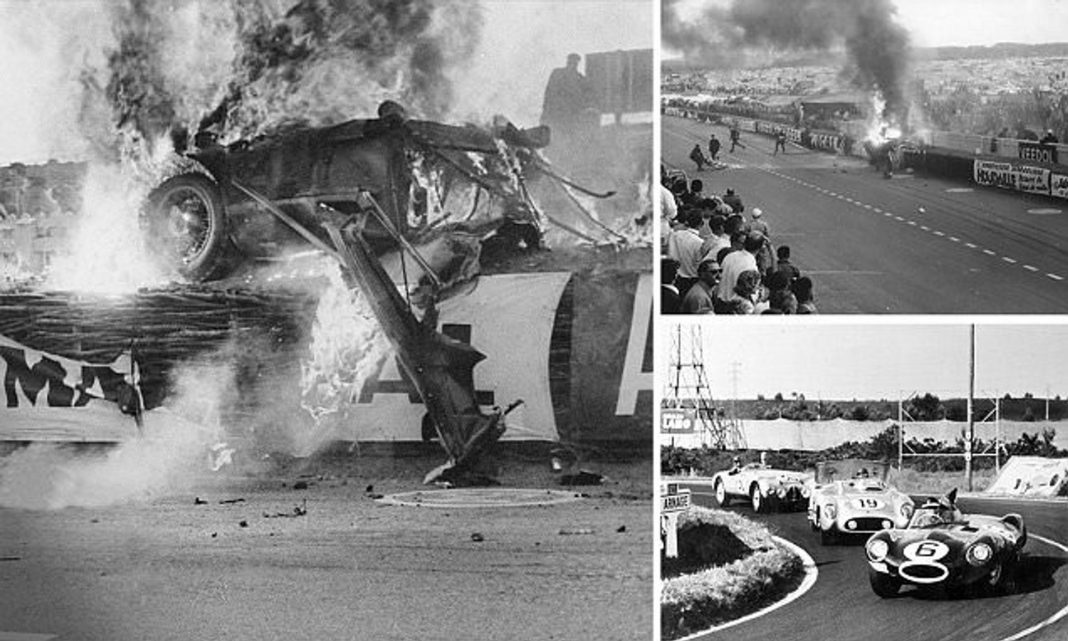 Top Five Accidents in Le Mans