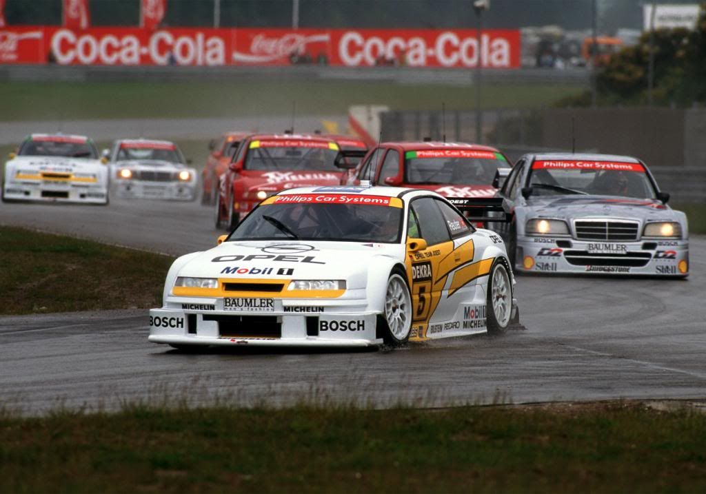 Opel Calibra Touring Car 94: The Glory Days of the 90s