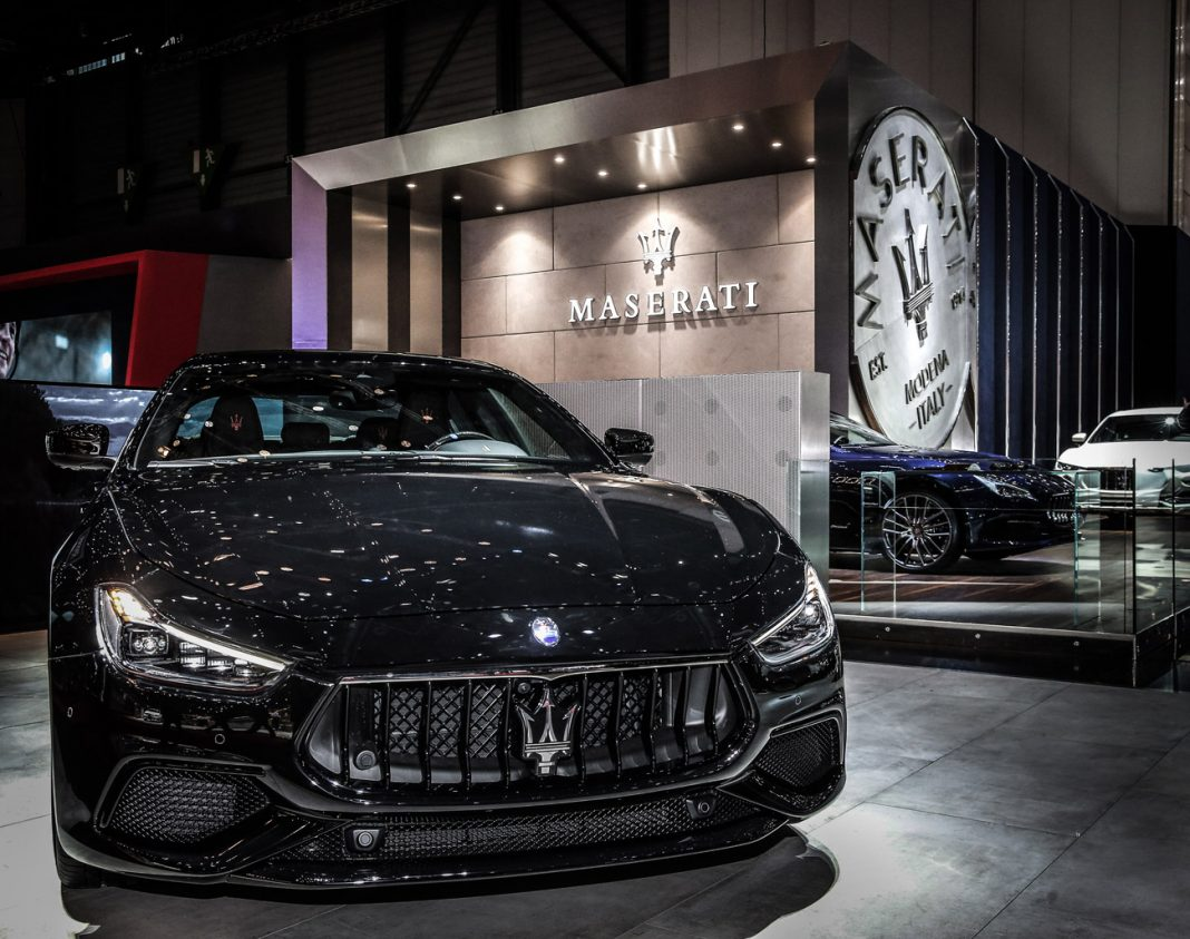 Maserati Defects: 692 Recalls Made in China