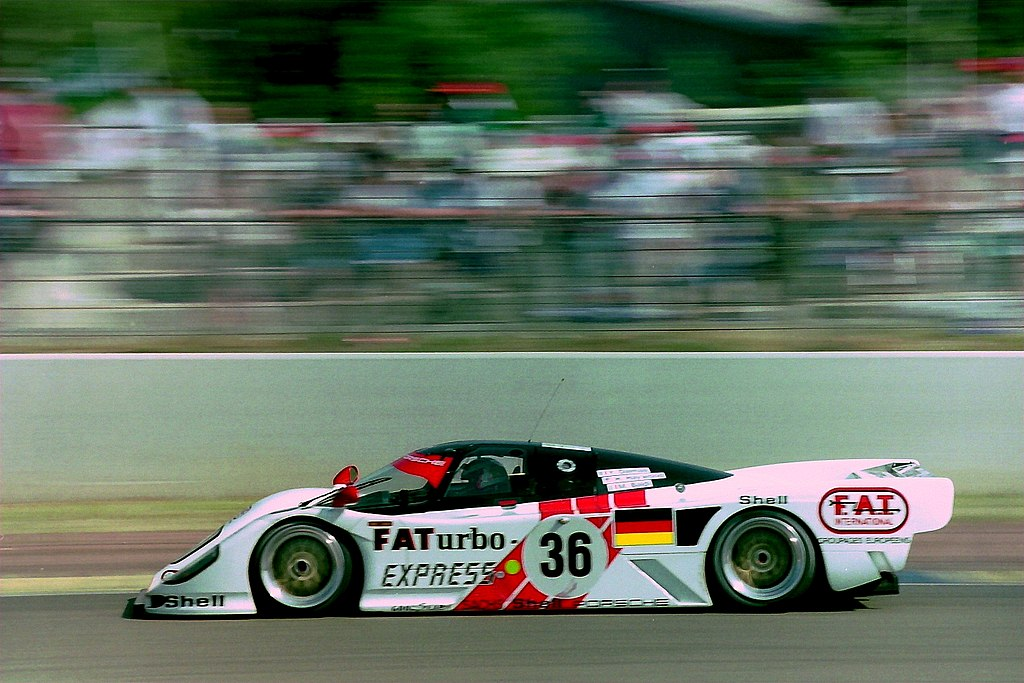 GT Cars That Failed in Races