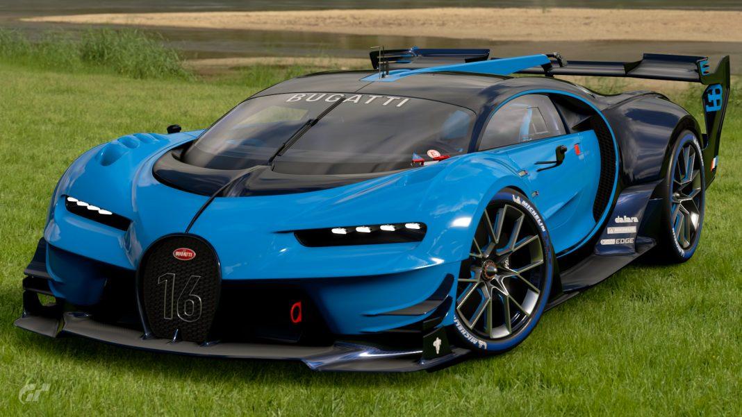 Bugatti GT cars