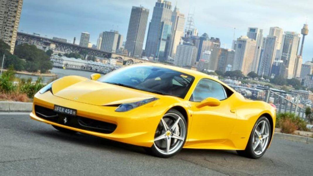 Closer Look on The Ferrari 458 Italia