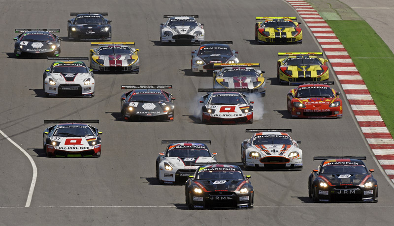 FIA GT1 World Championship-Best Tournament to Have a GT Race