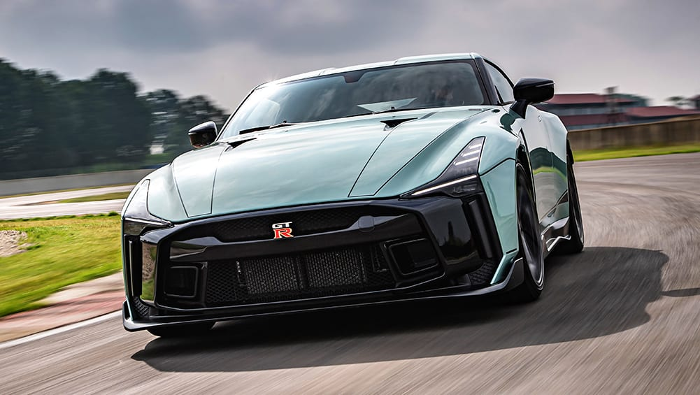 GT-R NEWS 7-SPEED GEARBOX FOR GT CARS ON THE WAY