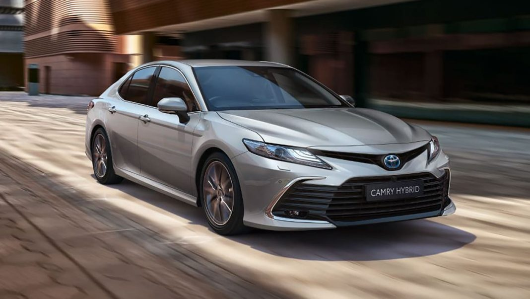 Why Toyota Camry Becomes Best GT Car for Racing