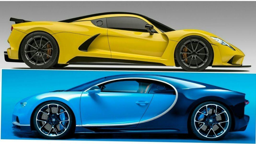 Why You Should Compare Hennessey Venom GT with Bugatti Venom
