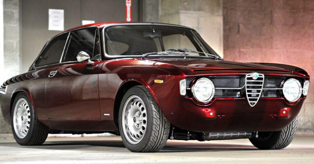 Alfa Romeo GT Cars